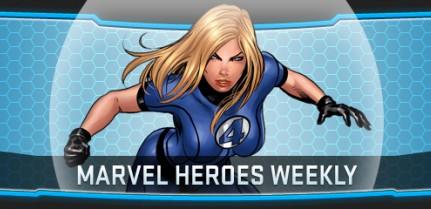 Marvel Heroes Weekly. Выпуск 20