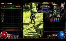 Path of Exile - Skin Transfer