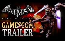 Batman: Arkham Origins - Firefly Trailer [Gamescom 2013]