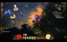 When your follower attacks - Diablo 3 Crazy Scoundrel Glitch
