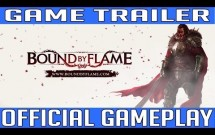 Bound by Flame Official Gameplay Trailer (PS3/PS4/X360 & PC)